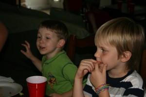 Benjamin and Max