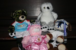 Build-a-Bear Pals